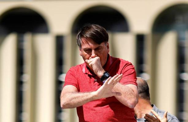 Não queremos negociar nada, diz Bolsonaro em ato pró-intervenção militar  diante do QG do Exército – Diário de Votuporanga